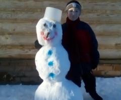 Поможем купить лыжи Алексею!
