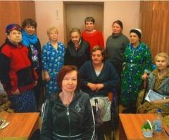 Помогите собрать 1200 подарков для инвалидов из интерната!
