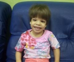 Антонина, 5 лет. Сирота из Приморского края
