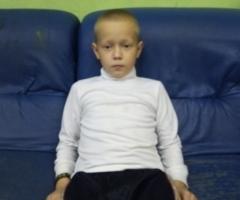 Коля из Оренбургской Области, 7 лет, на операцию, порок сердца