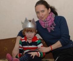 Екатерина и Сашенька (проект 'Мама на час')