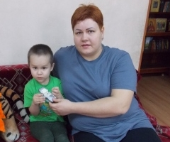 Семья Федуновых из Волгоградской Области