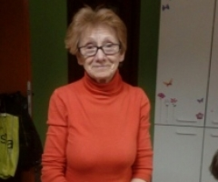 Бабушка Людмила Васильевна (Проект 'Дом Милосердия - богадельня')
