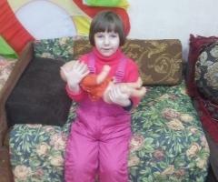 Алёна Ерошина (проект 'Мама на Час')