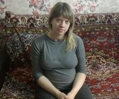 Ольга из Смоленска. Сирота. Беременна.