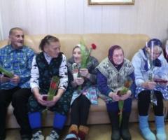 Нужна помощь на покупку постельного белья в дом престарелых Архангельской Области