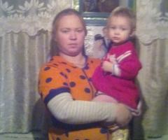Помогите, пожалуйста, прокормить детей! Шутова А.А. одинокая мама 2 детей