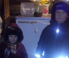 Умоляем вас помочь нам купить холодильник! Баяндина М.В., многодетные 4 детей