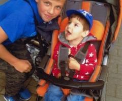 У нас двое детей - инвалиды! Очень просим помочь нам, если это возможно. Зуева Е.С., 4 детей