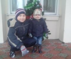 Очень надеемся на вашу помощь, к сожалению, помочь нам больше некому! Радченко Е.С., одинокая 4 детей