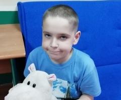 Лёшенька, 13 лет,  из Петровско-Забайкальского детского дома