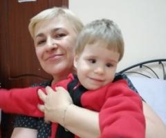 Лианель, 2 годика. Сирота из Краснодарского края.