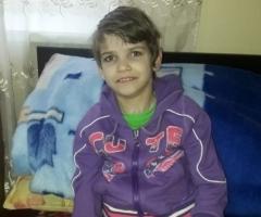 Валечка, 11 лет, сирота из Приморского края