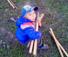 Помогите пожалуйста многодетной семье купить дрова! Стахнева Н.А., 3 детей