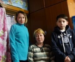 Пишу письмо с обращением, пожалуйста, помогите нам! Аплатонова М.С., одинокая мама 2 детей