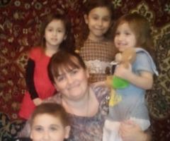 Одним словом, опять просим у нашей любимой 'Русской Березы'! Парсаданян И.П., многодетные 7 детей