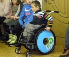 Помогите санаторию для детей с ДЦП установить дверь! Тверская область