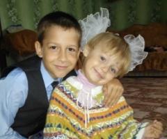 Вся наша семья с надеждой и верой просит помочь! Горощенко Т.Н., 3 детей