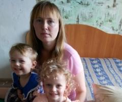 Нам очень нужно заменить постельные принадлежности! Коновалова М.А., 3 детей, одинокая мама