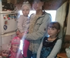 Холодильник для нас жизненная необходимость! Тетерина Г.В. 6 детей
