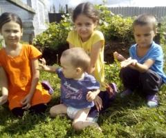 У НАС РАБОТЫ ПОЧТИ НЕТ, ПОМОГИТЕ КУПИТЬ ДРОВА! Кафарова Н.М., 5 детей