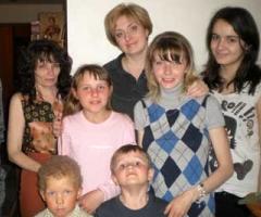 Семья Сурудиных и семья Рожневых