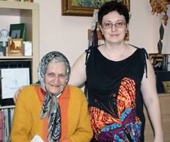 Баба Катя из Орла
