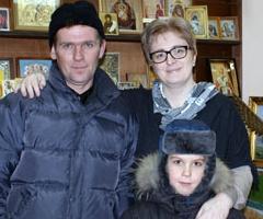 Семья Дорош. Третий визит.