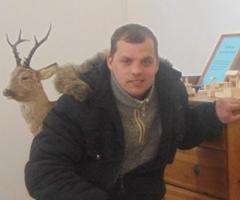 Сирота-инвалид Сережа Колесников