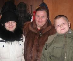 Семья Марчишиных из Тамбовской области