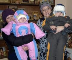 Семья Михайловых (четвертый визит)