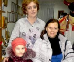 Семья Растягаевых