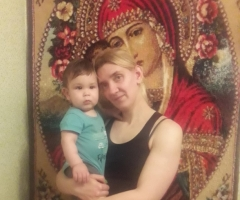 """Наташа и Макар (проект """"Мама на час"""")"""