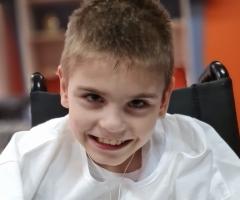 Ванечка из Башкирии, 8 лет, сирота. Тяжёлая операция и реабилитация.