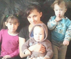 ЕСЛИ ВЫ НАМ ПОМОЖЕТЕ, ЭТО БУДЕТ ОГРОМНАЯ ПОМОЩЬ! Кузембаева С., 4 детей