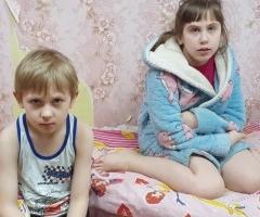 Дети сидят голодные, и только вы можете нам помочь! Пирогова Н.А., одинокая мама
