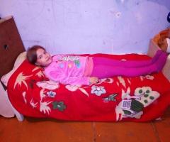 Мои дети очень нуждаются в двухъярусной кровати с матрасами! Бояршинова А.В., мать-одиночка, 4 ребенка