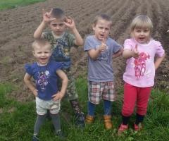 Очень просим вас помочь в приобретении теплицы, рассады, бочки для полива и поливочного шланга. Ларионова Н.В., 11 детей.
