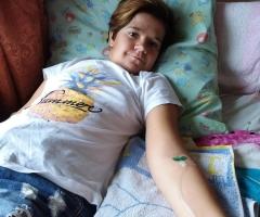 От результата этого анализа зависит дальнейшее лечение и реабилитация ребенка! Бирюкова Н.В., 2 детей (детки инвалиды).