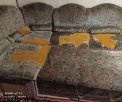 Сейчас детишки спят вдвоём на одном диване, ему уже больше 20 лет. Ершова А. В., многодетные, 3 детей.