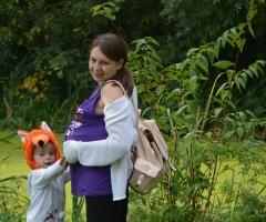 В октябре ждем еще одну доченьку. Вишнякова С. Г., муж и жена инвалиды, 1 ребенок.