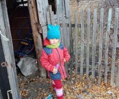 Просим у Вас помощи в приобретение дров. Скоро холода и мне самой не справиться. Арапова Ю. Ю., одинокая мама, 1 ребенок.