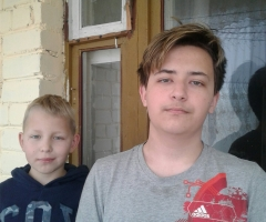 Помогите нам, пожалуйста, нам нужно поменять окно и балконную дверь. Мансурова О.Л., мама одиночка, 2 детей.