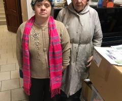 Нам очень нужна помощь продуктами!!! Бабушка с дочкой-инвалидом Филь Галина Ивановна, Московская обл.