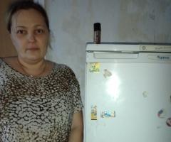 Сами купить холодильник мы не сможем! Рахматулина Ю.П., многодетная 6 детей.