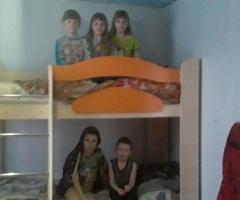 Наша большая семья, в которой раз, снова вынуждена просить вас о помощи. Жилинскене А. О., многодетные, 5 детей.