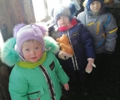 Просим помощь, чтобы пережить зиму! Сечина Марина Олеговна, Вдова, 4-е детей