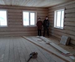 Дети ждут не дождутся уже, мечтают побыстрее переехать в новый дом! Плотникова С. В., многодетные, 3 детей.