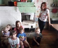 Из расширителя выплёскивается вода горячая, боюсь ей детей ошпарить. Мик С.Ю. 7 детей