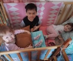 Наша семья в очередной раз обращается к вам за помощью!  Баталова О. Ю., многодетная, 3 детей.